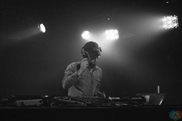 Grandtheft performs at Festival Music House at Velvet Underground in Toronto on September 10, 2017. (Photo: Morgan Hotston/Aesthetic Magazine)