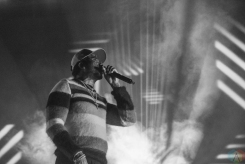 Gucci Mane performs at Bumbershoot in Seattle on September 3, 2017. (Photo: Daniel Hager/Aesthetic Magazine)