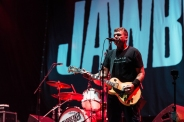 Jawbreaker performs at Riot Fest in Chicago on September 17, 2017. (Photo: Katie Kuropas/Aesthetic Magazine)