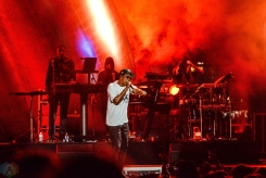 Jay-Z performs at Meadows Festival at Citi Field in New York City on September 15, 2017. (Photo: Alx Bear/Aesthetic Magazine)