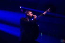 Kasabian performs at Rebel in Toronto on September 18, 2017. (Photo: Lisa Mark/Aesthetic Magazine)