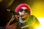 Photos: Lauryn Hill, Nas @ BudweiserStage