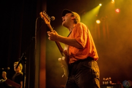 Mac DeMarco performs at Vogue Theatre in Vancouver on September 12, 2017. (Photo: Emily Chin/Aesthetic Magazine)