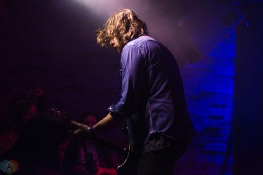 Matt Mays performs at Festival Music House at Velvet Underground in Toronto on September 10, 2017. (Photo: Morgan Hotston/Aesthetic Magazine)
