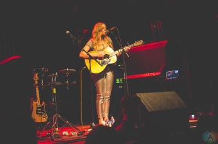 Megan Davies performs at Phoenix Concert Theatre in Toronto on September 19, 2017. (Photo: Charito Yap/Aesthetic Magazine)