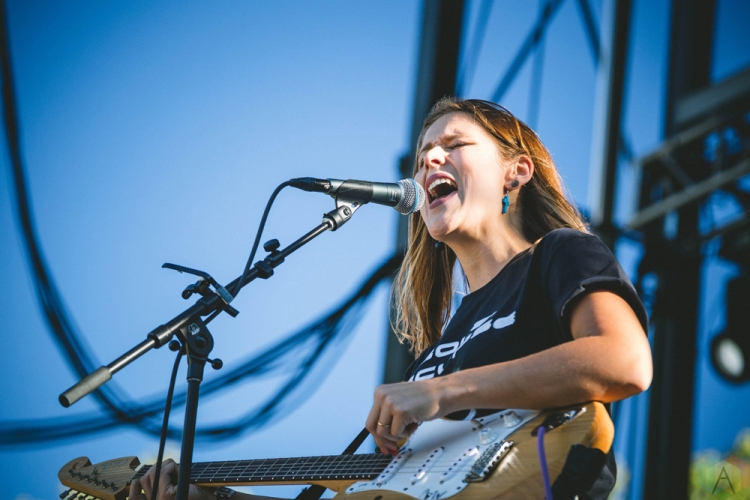 Middle Kids performs at Bumbershoot in Seattle on September 2, 2017. (Photo: Daniel Hager/Aesthetic Magazine)