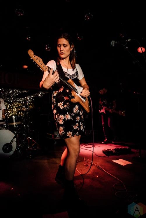 Middle Kids perform at Horseshoe Tavern in Toronto on September 12, 2017. (Photo: Harrison Haines/Aesthetic Magazine)