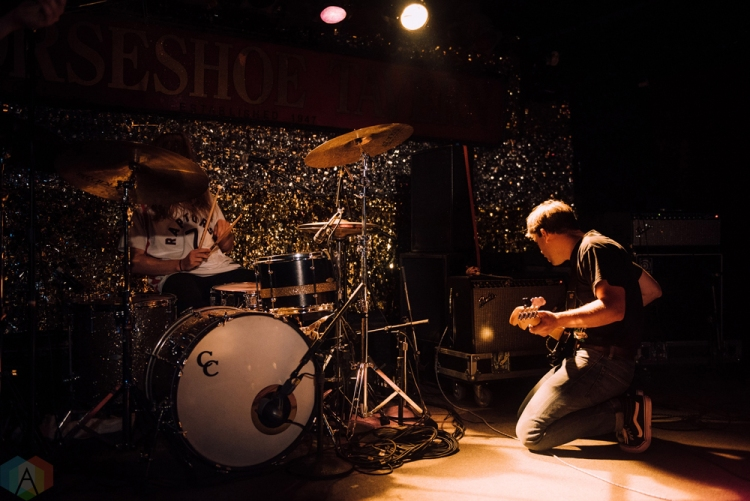 Middle Kids perform at Horseshoe Tavern in Toronto on September 12, 2017. (Photo: Harrison Haines/Aesthetic Magazine)