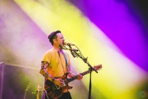 Modest Mouse performs at the Washington State Fair in Puyallup, WA on September 21, 2017. (Photo: Daniel Hager/Aesthetic Magazine)
