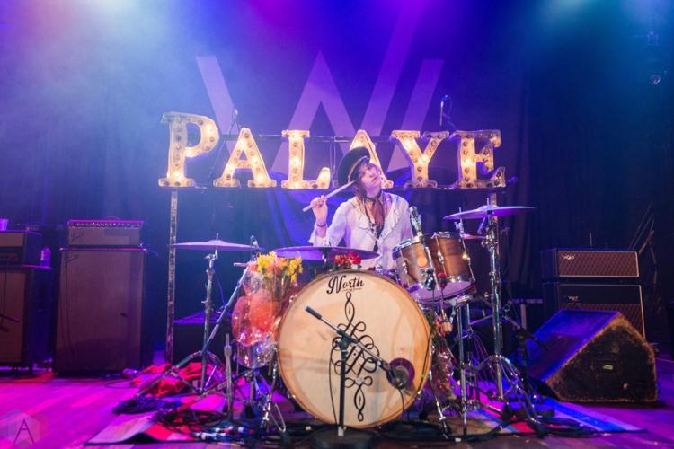 Palaye Royale performs at Opera House in Toronto on September 13, 2017. (Photo: Joanna Glezakos/Aesthetic Magazine)