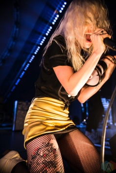 Paramore performs at Greek Theatre in Los Angeles on September 26, 2017. (Photo: Melanie Escombe-Wolhuter/Aesthetic Magazine)