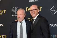 Paul Haggis attends the Artists For Peace And Justice gala at the Art Gallery of Ontario in Toronto on September 10, 2017 during the 2017 Toronto International Film Festival. (Photo: Brendan Albert/Aesthetic Magazine)