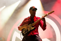 Prophets of Rage performs at Riot Fest in Chicago on September 17, 2017. (Photo: Katie Kuropas/Aesthetic Magazine)