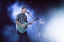 Queens Of The Stone Age performs at Riot Fest in Chicago on September 16, 2017. (Photo: Jason Pendleton)