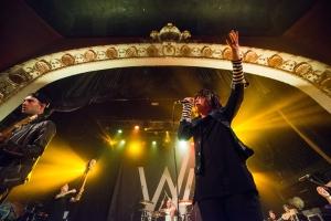 Sleeping With Sirens performs at Opera House in Toronto on September 13, 2017. (Photo: Joanna Glezakos/Aesthetic Magazine)