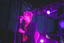 Spoon performs at Bumbershoot in Seattle on September 3, 2017. (Photo: Daniel Hager/Aesthetic Magazine)
