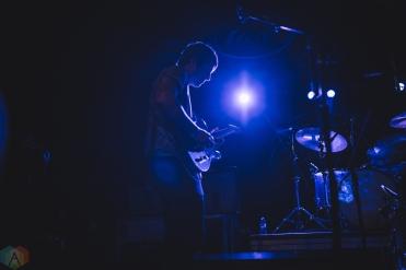 The Velvet Teens perform at Ace of Spades in Sacramento, California on September 7, 2017. (Photo: Kyle Simmons/Aesthetic Magazine)