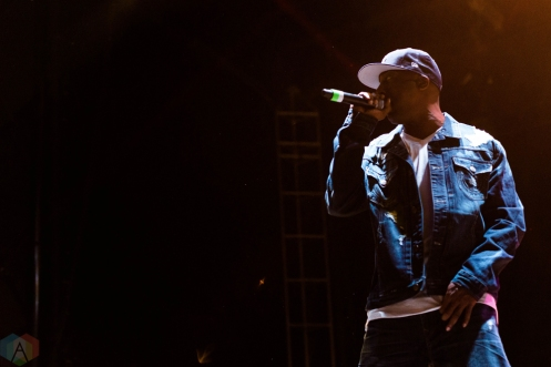 Wu-Tang Clan performs at Riot Fest in Chicago on September 16, 2017. (Photo: Katie Kuropas/Aesthetic Magazine)