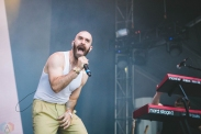 X Ambassadors performs at Bumbershoot in Seattle on September 3, 2017. (Photo: Daniel Hager/Aesthetic Magazine)