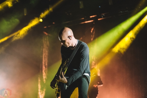 SACRAMENTO, CA - OCTOBER 21: A Perfect Circle performs at Aftershock Festival in Sacramento, CA on October 21, 2017. (Photo: Kyle Simmons/Aesthetic Magazine)