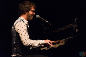 CHICAGO, IL - OCTOBER 28: Ben Folds performs at Riviera Theatre in Chicago on October 28, 2017. (Photo: Katie Kuropas/Aesthetic Magazine)