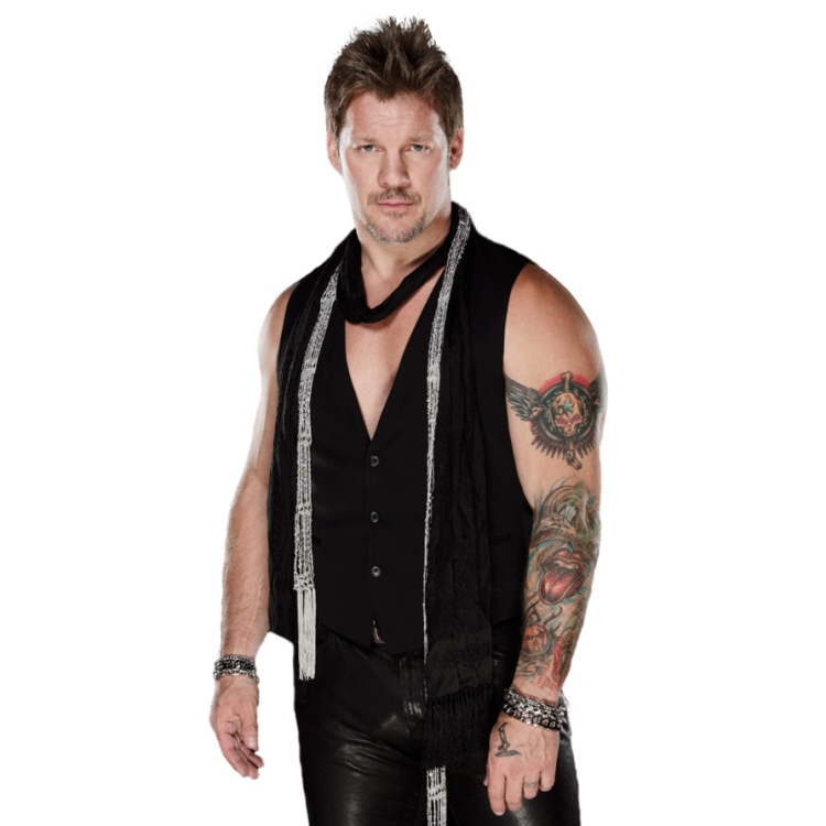 Fozzy frontman and WWE superstar, Chris Jericho.