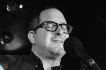 TORONTO, ON - OCTOBER 25: Craig Finn performs at Horseshoe Tavern in Toronto on October 25, 2017. (Photo: Morgan Harris/Aesthetic Magazine)