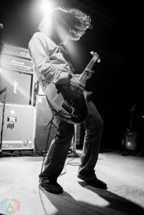 PHOENIX, AZ - OCTOBER 17: Dinosaur Jr. performs at The Van Buren in Phoenix, AZ on October 17, 2017. (Photo: Meghan Lee/Aesthetic Magazine)