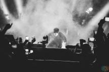 TORONTO, ONTARIO - OCTOBER 14: Enrique Iglesias performs at Air Canada Centre in Toronto on October 14, 2017. (Photo: Stephan Ordonez/Aesthetic Magazine)