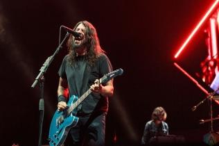 Foo Fighters performs at CalJam 2017 at Glen Helen Amphitheatre in San Bernardino, California on October 7, 2017. (Photo: James Alvarez/Aesthetic Magazine)