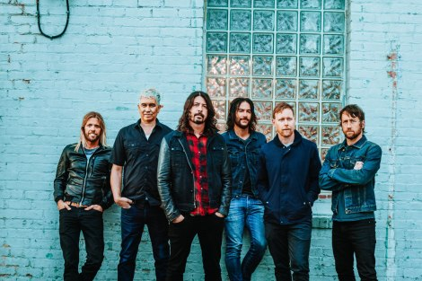 Foo Fighters Announce 2018 North AmericanTour