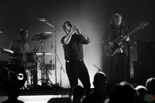 Future Islands performs at Massey Hall in Toronto on October 6, 2017. (Photo: Cameron Bartlett/Aesthetic Magazine)