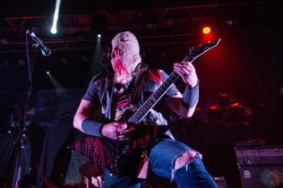 TORONTO, ON - OCTOBER 22: Ghoul performs at The Opera House in Toronto on October 22, 2017. (Photo: Josh Ladouceur/Aesthetic Magazine)