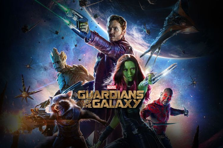 One of Tyler Bates' most well-known scores is for the hit 2014 Marvel movie Guardians of the Galaxy.