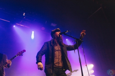 MANCHESTER, UK - OCTOBER 9: JP Cooper performs at O2 Ritz Manchester in Manchester, UK on October 9, 2017. (Photo: Priti Shikotra/Aesthetic Magazine)
