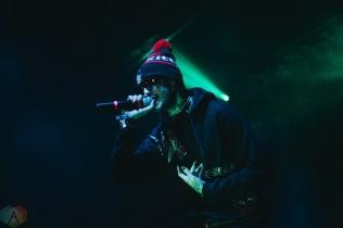 TORONTO, ON - OCTOBER 25: Lil Peep performs at Phoenix Concert Theatre in Toronto on October 25, 2017. (Photo: Stephan Ordonez/Aesthetic Magazine)