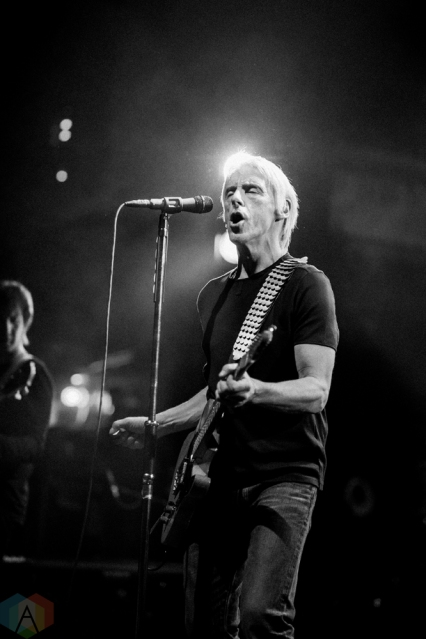 TORONTO - OCTOBER 10: Paul Weller performs at Danforth Music Hall in Toronto on October 10, 2017. (Photo: Lisa Mark/Aesthetic Magazine)