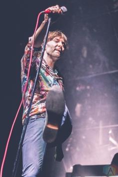 DETROIT, MICHIGAN - OCTOBER 11: Phoenix performs at The Fillmore in Detroit, Michigan on October 11, 2017. (Photo: Taylor Ohryn/Aesthetic Magazine)