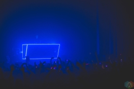 VANCOUVER, BC - OCTOBER 12: RL Grime performs at Vogue Theatre in Vancouver on October 12, 2017. (Photo: Isaac Wray/Aesthetic Magazine)