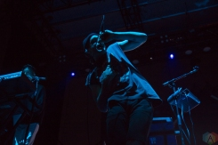 Sir Sly performs at FivePoint Amphitheatre in Irvine, California on October 5, 2017. (Photo: Alejandra Gomez/Aesthetic Magazine)