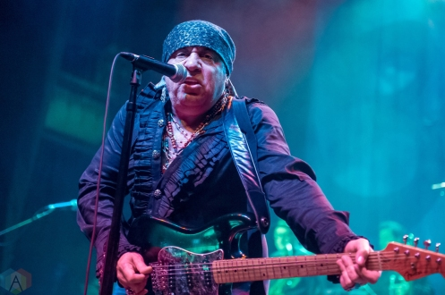 Steven Van Zandt performs at Danforth Music Hall in Toronto on October 9, 2017