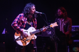 TORONTO, ON - OCTOBER 21: The War On Drugs performs at Massey Hall in Toronto on October 21, 2017. (Photo: David McDonald/Aesthetic Magazine)