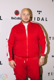 NEW YORK, NY - OCTOBER 17: Fat Joe attends the TIDAL X: Brooklyn red carpet at Barclays Center in Brooklyn, New York on October 17, 2017. (Photo: Stephan Ordonez/Aesthetic Magazine)