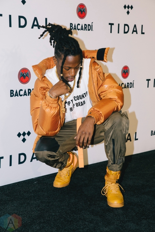 New York Ny October 17 Joey Badass Attends The Tidal X Brooklyn Red Carpet At Barclays Center In Brooklyn New York On October 17 2017 Photo Stephan Ordonez Aesthetic Magazine Aesthetic