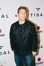 NEW YORK, NY - OCTOBER 17: Kaskade attends the TIDAL X: Brooklyn red carpet at Barclays Center in Brooklyn, New York on October 17, 2017. (Photo: Stephan Ordonez/Aesthetic Magazine)