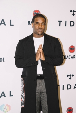 NEW YORK, NY - OCTOBER 17: ASAP Ferg attends the TIDAL X: Brooklyn red carpet at Barclays Center in Brooklyn, New York on October 17, 2017. (Photo: Stephan Ordonez/Aesthetic Magazine)