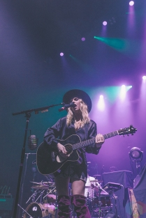 NEW YORK, NY - OCTOBER 21: ZZ Ward performs at Hammerstein Ballroom in New York City on October 21, 2017. (Photo: Gina Garcia/Aesthetic Magazine)