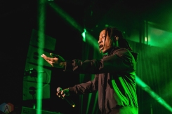 TORONTO, ON - NOVEMBER 20: 88 Glam performs at The Mod Club in Toronto on November 20, 2017. (Photo: Anton Mak/Aesthetic Magazine)