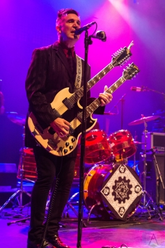 TORONTO, ON - NOVEMBER 24: Big Sugar performs at Danforth Music Hall in Toronto on November 24, 2017. (Photo: Tyler Roberts/Aesthetic Magazine)