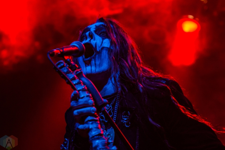 TORONTO, ON - NOVEMBER 28: Carach Angren performs at Phoenix Concert Theatre in Toronto on November 28, 2017. (Photo: Tyler Roberts/Aesthetic Magazine)